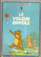 @ SYLVAIN ET SYLVETTE SERIBIS N° 7 LE VOLEUR ENVOLE FLEURUS TEXTE ET DESSINS D´APRES M CUVILLIER  1974 - Livres, BD, Revues