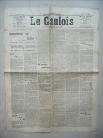 JOURNAL LE GAULOIS 17 MARS 1917 - Journaux - Quotidiens