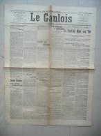 JOURNAL LE GAULOIS 18 MARS 1917 - Journaux - Quotidiens