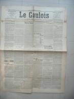 JOURNAL LE GAULOIS 20 MARS 1917 - Journaux - Quotidiens