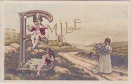 14 / 8 / 150  -  PRENOM    -   E M I L I E  - Avec Enfants - Vornamen