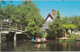 FLATFORD - THE RIVER STOUR