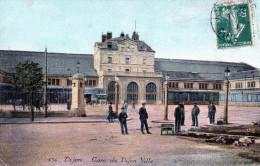 DIJON - Gare De Dijon Ville - (436) - - Dijon