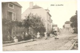 FEDRY : LA GRAND ' RUE - France