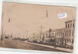 CPA  (carte photo) -  A675 - P�rou - Lima - Ras�o 9 de diciembre