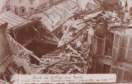 75 -- PARIS -- Raid De Gothas Sur Paris -- 12 Avril 1918 -- Rue Charlemagne - Torpille De 300 Kgs - Autres