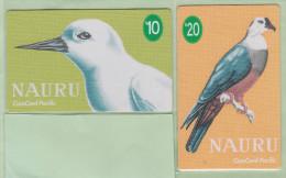 Nauru - 1999 First Issue Set (2) - NAU-2/3 - Specimens