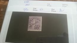 LOT 218055 TIMBRE DE FRANCE NEUF* N�47 VALEUR 175 EUROS