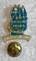 GOELETTE AKOGARE MONDIALE DE LA VOILE   A OSAKA 2000            SSS     032 - Barcos