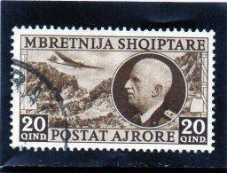 B - 1939 Albania - Occupazione Italiana - P.A. - Albania