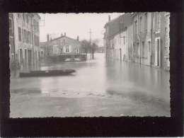 54 Pont St Vincent Photo R. Henry Inondations écrite En Janvier 1952 - Altri Comuni