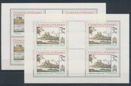 1979. Czech - Miniature Sheet :) - Blocks & Sheetlets