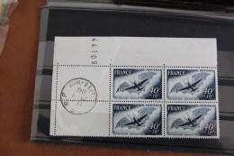 1948       -   AVION  DE  CLEMENT  ADER    BLOC  DE  4  TIMBRES ****   FRAÎCHEUR  POSTALE - 1927-1959 Nuovi