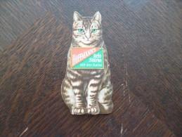 Publicité à Système  Hoffmann's Pour Chat Reis Strarke Mit Der Katze. Chat - Publicités