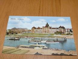 Dresden. Ministerien. Germany - Dresden