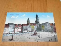 Dresden. Altmarkt. Germany - Dresden
