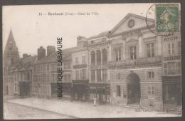 60--BRETEUIL Hotel De Ville--commerces-- - Breteuil