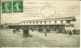 CPA  BORDEAUX, Gare Du Médoc 10703 - Bordeaux