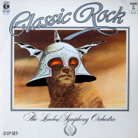 * 2LP *  CLASSIC ROCK - LONDON SYMPHONY ORCHESTRA (Holland 1977) - Instrumentaal