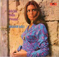 * LP *  DALIAH LAVI - ICH BIN DEIN FREUND (Germany 1972 EX-!!!) - Vinyl Records
