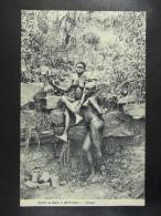 Apr�s le bain � M'Pweto Congo