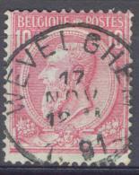 4Wv-985: N° 46:  E9:  WEVELGHEM - 1884-1891 Leopoldo II