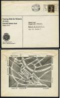 A2868) Schweiz Werbebrief Vom Automobilclub T.C.S. Basel 10.1.1933 - Briefe U. Dokumente