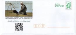 Pap Neuf  Pegoud  Sur Bleriot  Montferrat  Isere  2013 - Biglietto Postale
