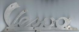 Insigne de Marque de Scooter/ Vespa / Aluminium/  Ann�es 1955-60       AC98