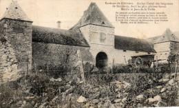Cpa 1905, Environs De PITHIVIERS, Ancien Castel Des Seigneurs De Bondaroy , Pan Gauche Abimé    (43.57) - Pithiviers