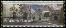 Mexico (2014) - Set -  /  World Heritage UNESCO - Church - Oxaca - Eglise - Iglesias Y Catedrales