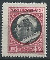 1945 VATICANO MEDAGLIONCINI 1,50 LIRE MNH ** - EDV16.4-1 - Vaticano