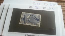 LOT 218239 TIMBRE DE  FRANCE NEUF** N�396 VALEUR 35 EUROS