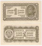Yugoslavia 1 Dinar 1944.UNC P-48 - Yougoslavie