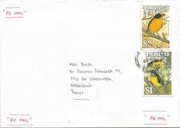 Trinidad & Tobago 1998 Euphonia Sing Bird Cover - Trinidad En Tobago (1962-...)