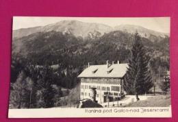 FRIULI VENEZIA GIULIA SLOVENIA  Planina Pod Golico - JESENICE - Non Classificati