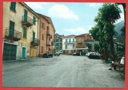 CARTOLINA NV ITALIA -  VIOLA (CN) Mt. 830 - Piazza Marconi - 10 X 15 - Cuneo