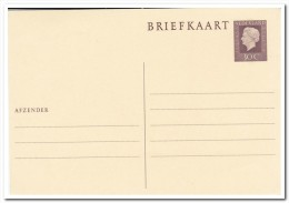 Briefkaart 30ct. - Postal Stationery