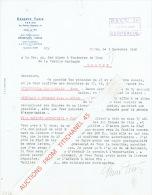 Lettre 1940 TORINO - ERNESTO TURIN - Italie