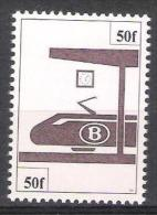 Belgie OCB 457 P6 (**) - 1952-....