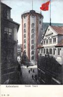 KOBENHAVN 1910? - Runde Taarn, Sehr Gute Erhaltung - Dänemark