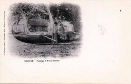 NOSSIBE (Madagaskar) 1900? - Paysage A Nossi Comba - Madagaskar