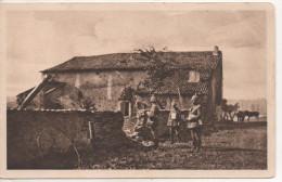 Nr. 1978,  Feldpost 1915,  Französischer Bauernhof - Guerre 1914-18