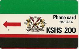 CARTE-MAGNETIQUE-KENYA-200--TBE