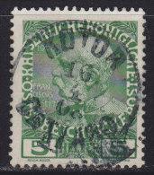 2592. Austria, Kotor, Austrian Stamp With Yugoslav Mark - 1850-1918 Empire