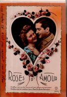 CPA FANTAISIES  AMOUR  HUMOUR  COUPLE   Idyle Coeur Amoureux   Militaire Et Sa Promise   Aout 2014 Div 405 - Koppels