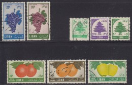 2606. Lebanon, Stamp Accumulation, Used - Liban