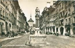 BERN - Kramgasse Simson-Brunnen - BE Berne