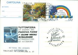 PADOVA - TUTTINFIERA   - CARTOLINA   POSTALE   CON SOPRASTAMPA PRIVATA - 6. 1946-.. Repubblica