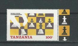 Tanzanie:  276 **  Echecs